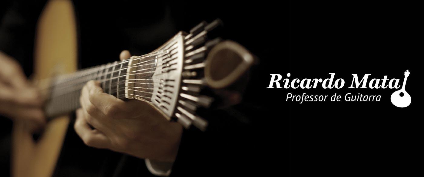 Ricardo Mata - Professor de Guitarra Clássica e Portuguesa