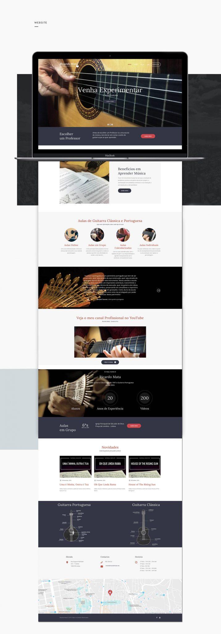 mockup-website