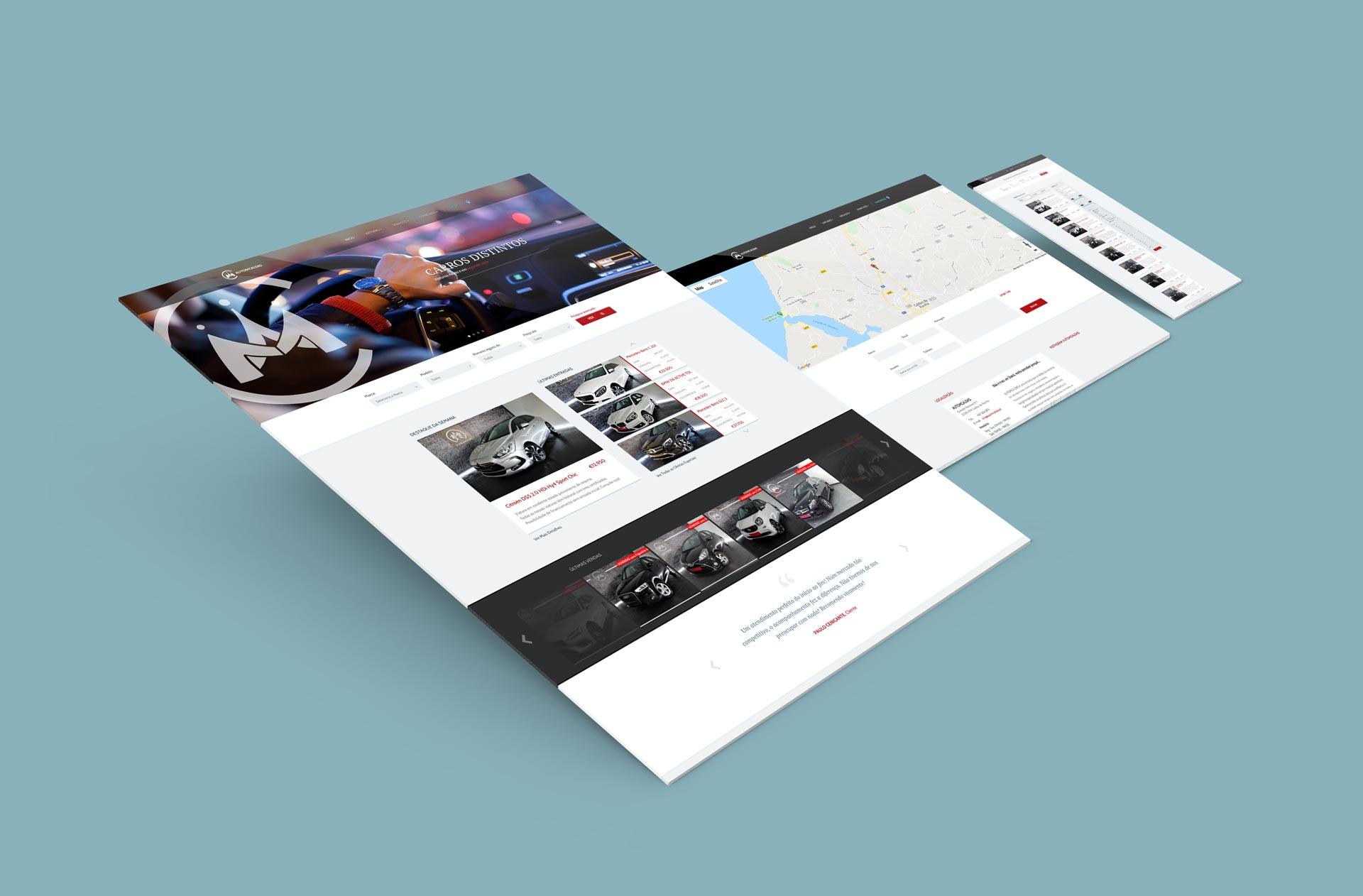 auto m caldas website